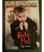 Buffy the Vampire Slayer book: Bite Me!  - $8.00