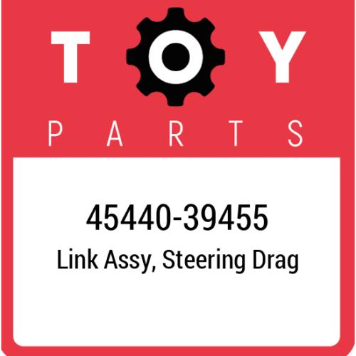 45440-39455 Toyota Link Assy Steering, New Genuine OEM Part