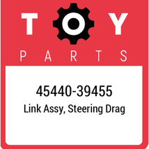 45440-39455 Toyota Link Assy Steering, New Genuine OEM Part - $109.34