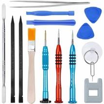Vastar 16Pcs Cell Phone Repair Tool Kit For Iphone Precision Screwdriver... - $13.76