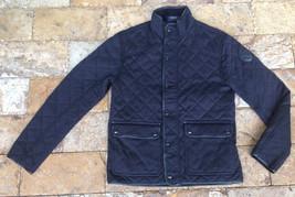 $395 Polo Ralph Lauren Sld Misc Jacket ST Moritz Jacket, Black, Size M - $267.29