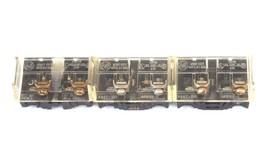 LOT OF 3 ALLEN BRADLEY 800T-XD1 CONTACT BLOCKS SER. D & C 800TXD1