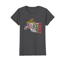 Cinco De Derby Kentucky Horse Race Mexican T-Shirt - $19.99+