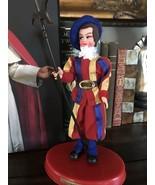 """Vintage Guardia Del Papa 7 1/2 """" Doll - $12.87"""