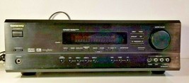 Onkyo HT-R500 Dolby Digital DTS 5.1 Surround AV Receiver. Tested,JM-0800 - $89.09