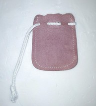 Girls Tan suede coin bag/purse - Native America... - $7.51
