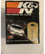 K&N PS-7020 Pro Series Engine Oil Filter For Lexus, Lotus, Scion, And To... - $9.90