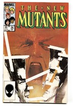 NEW MUTANTS #26 comic book First full Legion appearance TV show  Marvel - $18.62