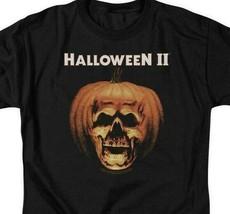 Halloween II t-shirt Pumpkin shell Retro 80s horror classic graphic tee UNI321 image 2