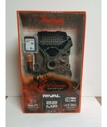 WILDGAME INNOVATIONS RIVAL 22 TRUBARK LOW GLOW DEER TRAIL GAME CAMERA - $100.00