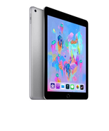 NEW Sealed Apple iPad 6th Gen 32GB, Wi-Fi + Cellular, 9.7in Space Grey U... - $623.69