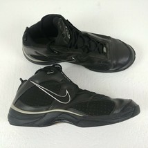 Nike Flight Fury Basketball Shoes Black 310102-001 Mens Size 13 Athletic Train image 1