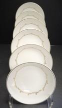 Six Royal Doulton Rondo Pattern Fruit Dessert Bowls - $22.79