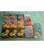Lot of Kids VHS & DVD Cartoons G.I. Joe  Swamp Thing Max Steel Winx some... - $5.00
