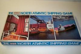 Vintage The TFL North Atlantic Shipping Board Game  - $24.18