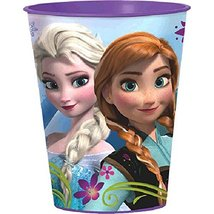 Disney's Frozen 16 oz Souvenir Plastic Party Cup - $2.92