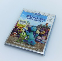 Monsters University Collector's Edition BluRay, DVD and Digital Copy/SLI... - $29.40