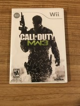 Call of Duty: Modern Warfare 3 (Nintendo Wii, 2011) - $4.99