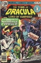 (CB-9) 1976 Marvel Comic Book: The Tomb of Dracula #46 - $20.00