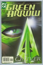Green Arrow v2 1 Apr 2001 NM- (9.2) - $18.68