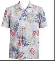 Tommy Bahama Island Zone Botanica Stretch silk  Blend Tropical Shirt 5XLB - $59.97