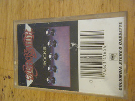 Rocks by Aerosmith (Cassette, Sep-1993, Columbia) - $7.91