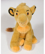 """LION KING AUTHENTIC DISNEY STORE EXCLUSIVE YOUNG SIMBA 13""""  PLUSH STUFFE... - $18.50"""