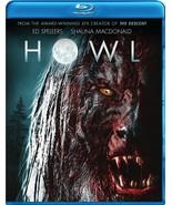 Howl (Blu-ray) Ed Speleers, Shauna MacDonald NEW - $9.90