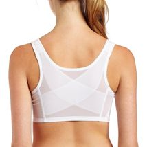 Exquisite Form Women's Fully Front Closing Support Posture Bra With Lace 5100565 image 7