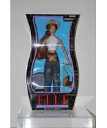 Elle Doll Trendwatch Collector Series #D21001 2000 NIB Beaded Denim Jeans - $15.99