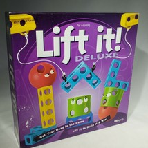 Lift It! Deluxe Board Game Lift It to Build It For 1-8 Players USAopoly   - $21.95