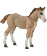 Breyer CollectA 88814  Quarter Foal - Red Dun  well made <> - $5.85