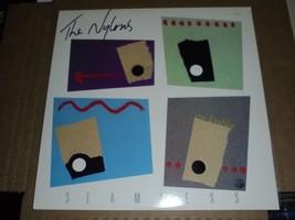 "The Nylons Seamless 12"" Vinyl Record Album OA-0304 1986 NM Condition - $9.09"