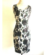 Marc New York Sleeveless Water-Color Blots Dress S-6us EUC - $24.99