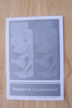 Walt Disney Pinocchio's Jiminy Cricket Card Rare Collectible - $5.63