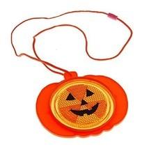 Pumpkin Reflector Necklace - Halloween Party Supplies - €10,38 EUR