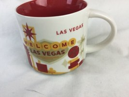 Starbucks LAS VEGAS 14 oz Mug 2012 lkNEW - $14.94