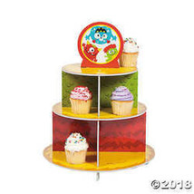 Mini Monsters Cupcake Stand by Mini Monsters party supplies  - $9.23