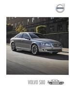 2015.5-2 Volvo S80 sales brochure catalog folder US T5 T6 AWD - $8.00