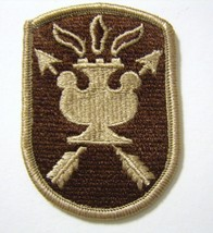 Jfk Special Warfare Center & School Patch Ssi U.S. Army - Desert Tan - $3.50