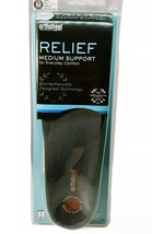 Vionic Orthaheel Relief Full Length Medium Support Size Medium Orthotic ... - $32.85