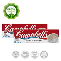 Campbell's Condensed Cream of Mushroom Soup (10.5 oz., 10 pk.) (2pk) - $49.42