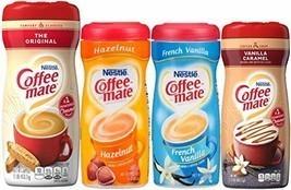 Coffee Mate Powdered Creamer - Variety 4 Pack - $34.11