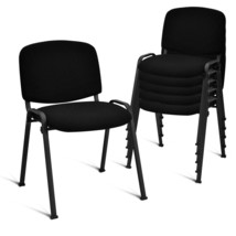 Set of 5 Conference Chair Elegant Office Chair for Guest Reception - $379.42