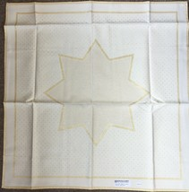 Zweigart Stella Table Topper 11 count Cross Stitch 5 Colors + Free Pattern NEW - $37.95+