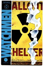 WATCHMEN #3 comic book 1986-DAVID GIBBONS-ALAN MOORE-DC COMICS - $31.53