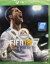 Fifa 18 - 2018 Xbox One Standard Edizione - $39.53