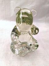 Panda Bear Heavy Glass image 1