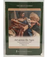 NEW Art Across the Ages Dvd Series The Teaching Company Great Courses  b... - $125.00