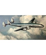 "Lockheed Super Constellation USN R7V11 USAF C121C VTG 14""x11"" Color Prin... - $19.30"